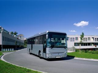 обои Irisbus Crossway серебристый фото