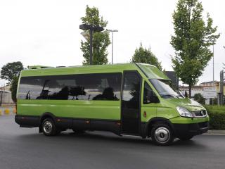 обои Irisbus EcoDaily бок фото