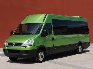 обои Irisbus EcoDaily передок фото
