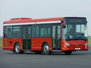 обои Irisbus GX127 красный фото