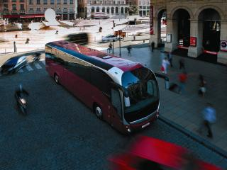 обои Irisbus Magelys HD город фото