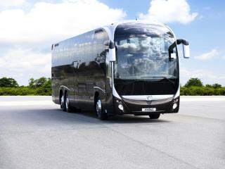 обои Irisbus Magelys HDH черный фото