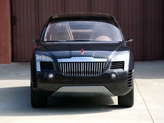 обои для рабочего стола: Hongqi SUV Concept передок