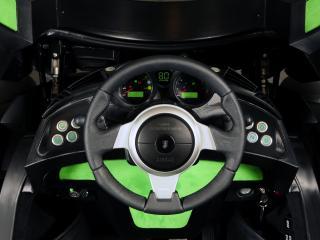 обои Gordon Murray Design T.25 Concept руль фото