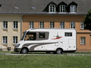 обои FR-Mobil Mercedes-Benz Sprinter (W906) сбоку фото
