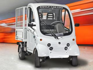 обои E-Wolf Omega Mini Cargo передок фото