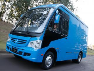 обои Caio Mercedes-Benz Atilis 712E синий фото