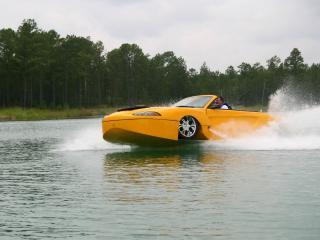 обои CAMI Hydra Spyder на воде фото