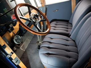 обои Brewster 3-door Coupe руль фото