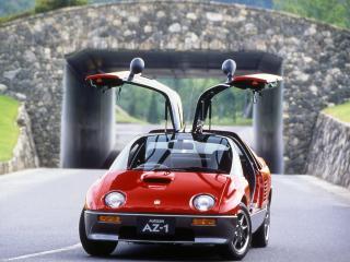 обои Autozam AZ-1 двери фото