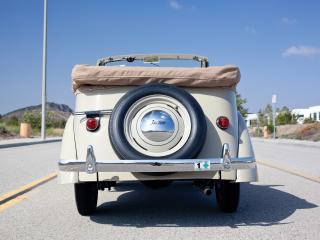 обои American Bantam Convertible Coupe запаска фото