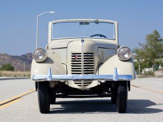 обои American Bantam Convertible Coupe передок фото