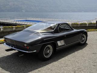 обои ATS 2500 GT Scaglione&Allemano Coupe черный фото