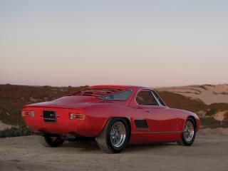 обои ATS 2500 GT красный фото
