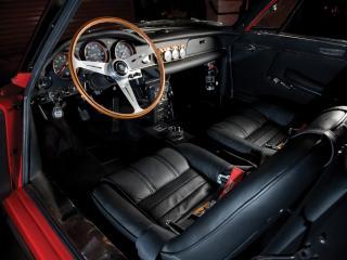 обои ATS 2500 GT салон фото