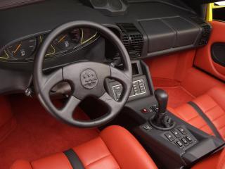 обои Cizeta Fenice TTJ Spyder руль фото