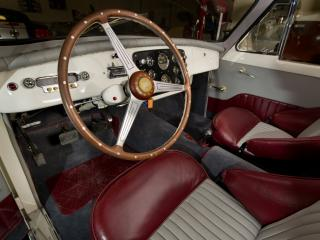 обои Cunningham C3 West Palm Beach Coupe руль фото