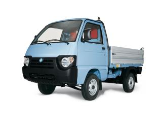 обои Piaggio Quargo голубой фото