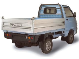 обои Piaggio Quargo зад фото