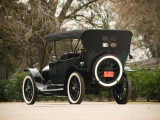обои 1913 Rambler Model 83 Cross Country Touring зад фото
