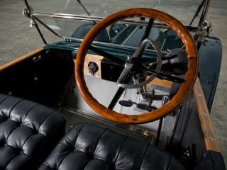обои 1913 Rambler Model 83 Cross Country Touring руль фото