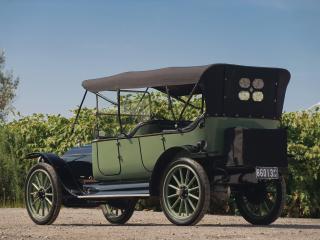 обои 1913 Rambler Model 83 Cross Country Touring сбоку фото