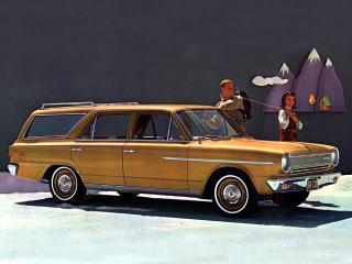 обои Rambler American 330 Wagon сбоку фото