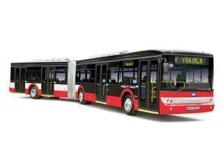 обои BMC Procity 340K красный фото