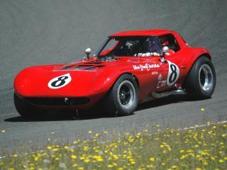 обои Cheetah Coupe передок фото