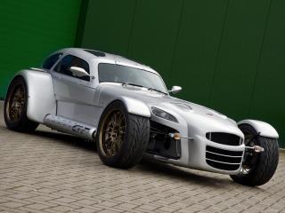 обои Donkervoort D8 GT сбоку фото