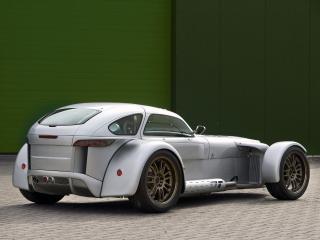 обои Donkervoort D8 GT серебристый фото