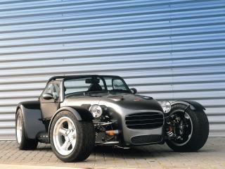 обои Donkervoort D8 Sport черный фото