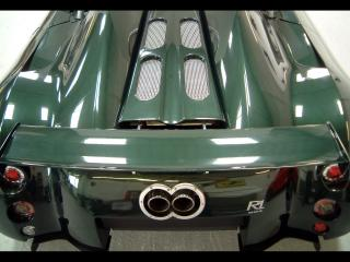 обои 2007 Javan R1 зеленая фото