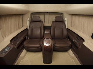 обои 2011 Depp Auto Tuning Chevrolet Express Platinum дорогие сиденья фото