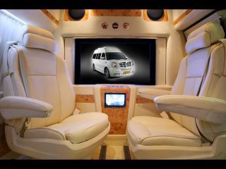 обои 2011 Depp Auto Tuning Chevrolet Express Platinum монитор фото