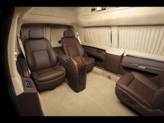 обои 2011 Depp Auto Tuning Chevrolet Express Platinum сиденья фото