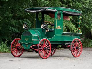 обои Chase Delivery Truck 1907 перед фото