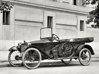 обои Car-Nation Tourer 1913 бок фото