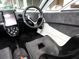 обои Delta E-4 Coupe 2011 сиденье фото