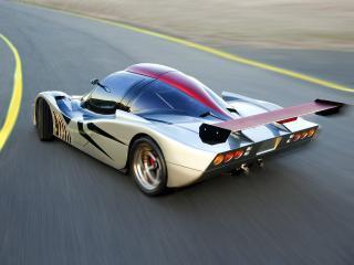 обои Carbontech Redback Spyder занос фото