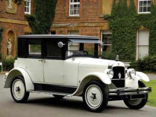 обои Dort Six Coupe 1924 передок фото