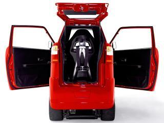 обои Commuter Tango T600 2006 багажник фото