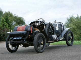 обои Chandler-Curtiss Racing Car 1920 зад фото