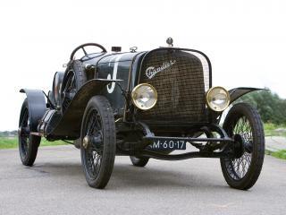 обои Chandler-Curtiss Racing Car 1920 перед фото
