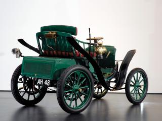 обои Clement-Panhard VCP Voiture Legere 2-seater 1900 зад фото