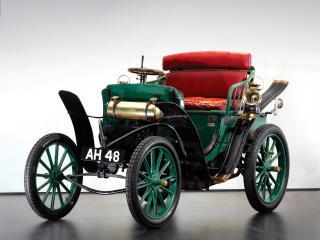 обои Clement-Panhard VCP Voiture Legere 2-seater 1900 перед фото