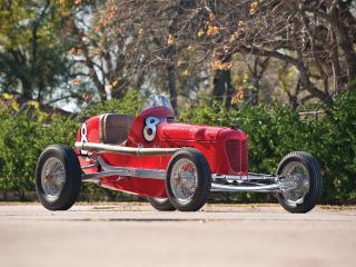 обои Brisko-Dreyer Sprint Car 1931 бок фото