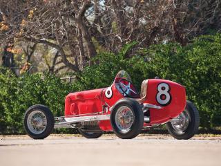 обои Brisko-Dreyer Sprint Car 1931 красный фото