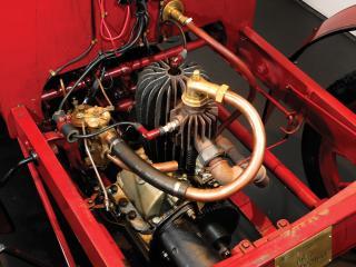 обои для рабочего стола: Crestmobile Model D 2-passenger Runabout моторчик