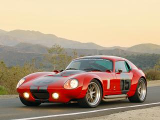 обои Daytona Coupe Le Mans Edition 2009 стоит фото